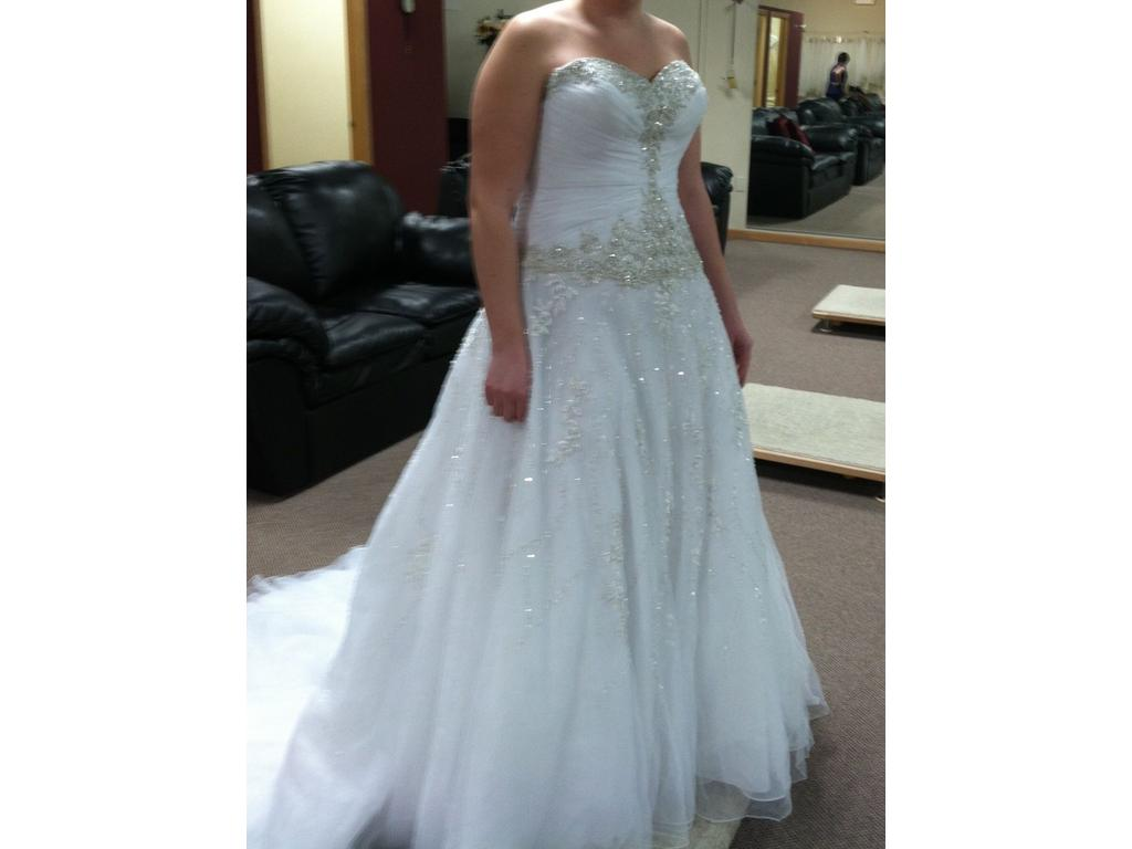 Magnificent Silver Wedding Dresses Images - Wedding Ideas ...