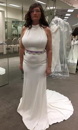 Vera wang 1000 size 8 new altered wedding dresses junglespirit Images