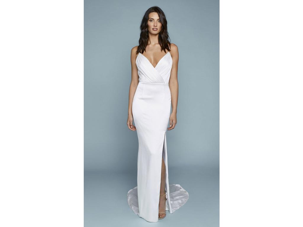 Luxury Buy Used Bridesmaid Dresses Online Ensign - All Wedding ...