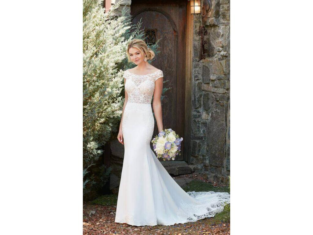 Essense of Australia D2298, $859 Size: 12 | New (Un-Altered) Wedding ...
