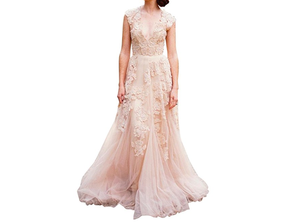 Inspired Gowns Reem Acra , $550 Size: 10 | New (Un-Altered) Wedding ...
