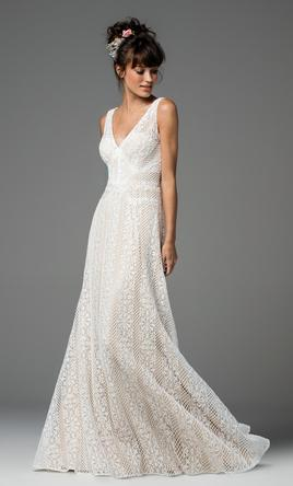 Watters Brighton Unbeaded By Watters Willowby  New Un Altered Wedding Dresses