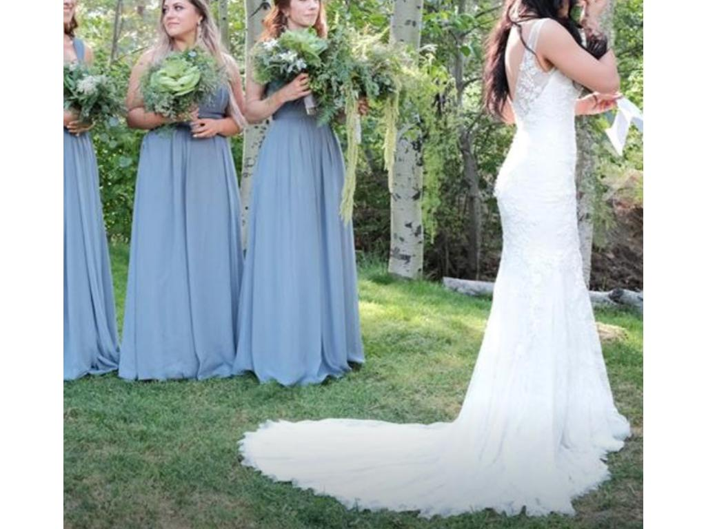 Colorful Bhldn Used Wedding Dresses Motif - All Wedding Dresses ...