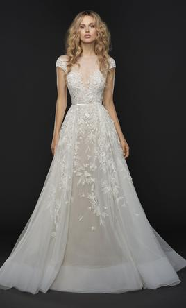Hayley Paige Vaughn 799 Size 10 Sample Wedding Dresses