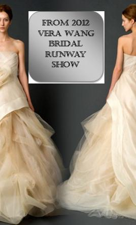 3af4afa15f81 Inspired Gowns Vera Wang Spring 2012, $650 Size: 4 | New (Un-Altered ...