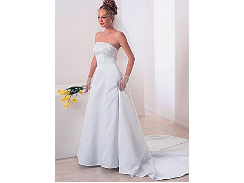 Alfred Angelo 1933, $225 Size: 4 | New (Un-Altered) Wedding Dresses