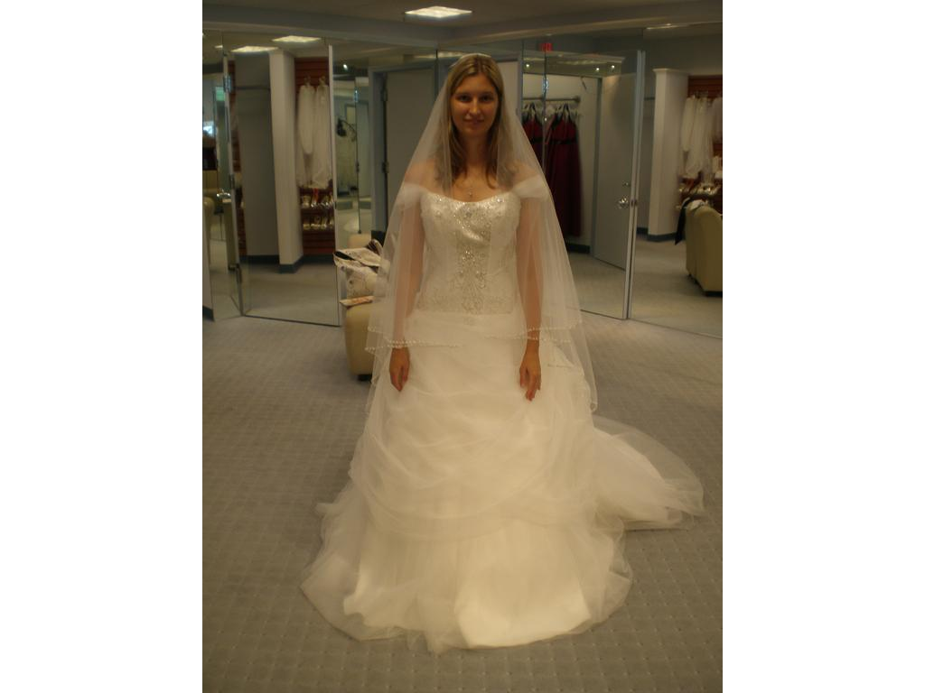 Alfred Angelo 206 (disney collection), $700 Size: 0 | New (Un ...