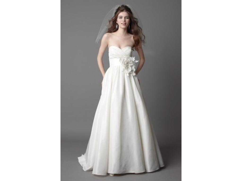 Watters $550 Size: 12 | New (Un-Altered) Wedding Dresses