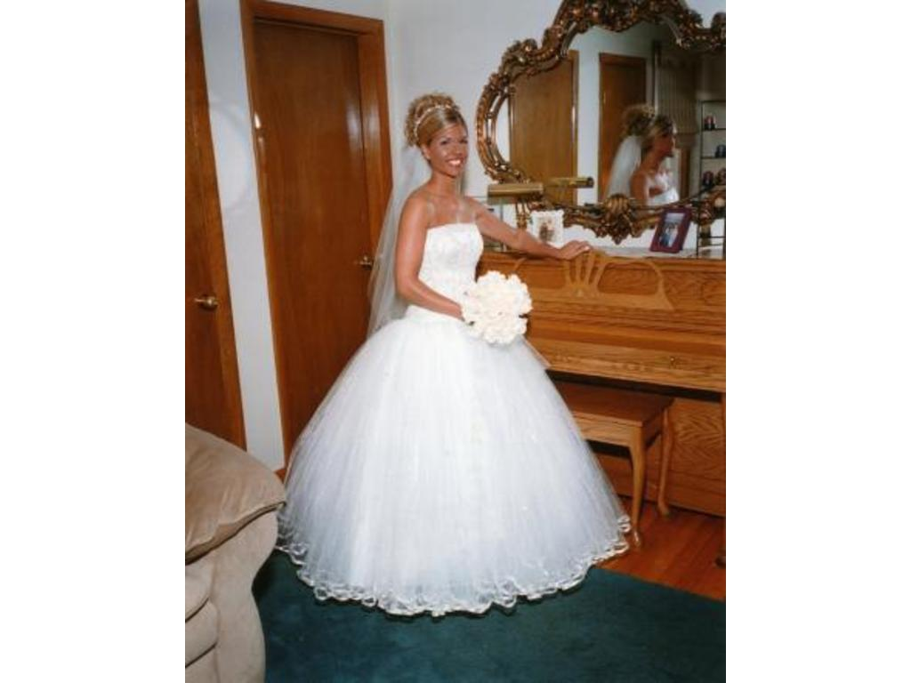 other candice solomon couture wedding dress currently for sale at 55