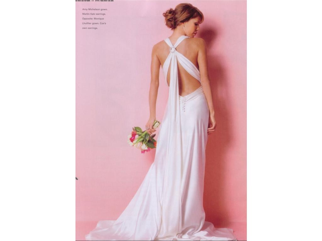 Amy Michelson Bling, $2,500 Size: 8   New (Un-Altered) Wedding Dresses