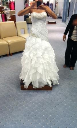 Alfred Angelo 215 4