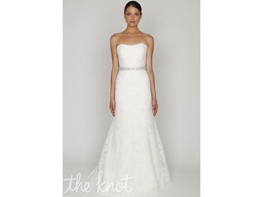 Monique lhuillier used wedding dresses cheap wedding dresses for Pre owned wedding dresses