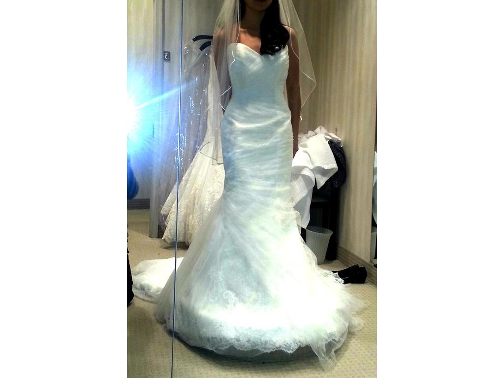 Maggie Sottero 22813, $500 Size: 4 | Used Wedding Dresses