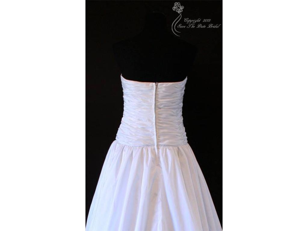 Forever yours 410106 245 size 12 new altered for Forever yours wedding dress