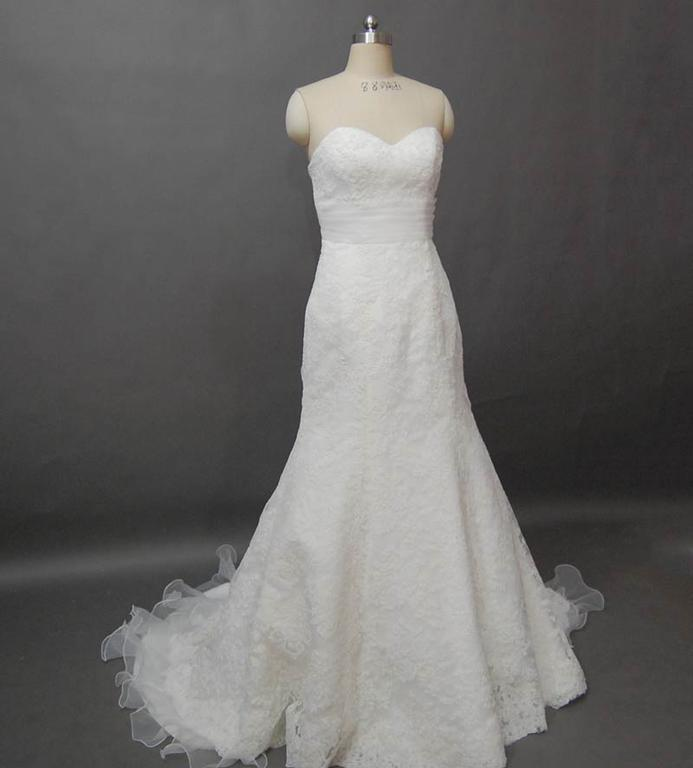 Inspired gowns t142015 jasmine bridal custom made for Have wedding dress made