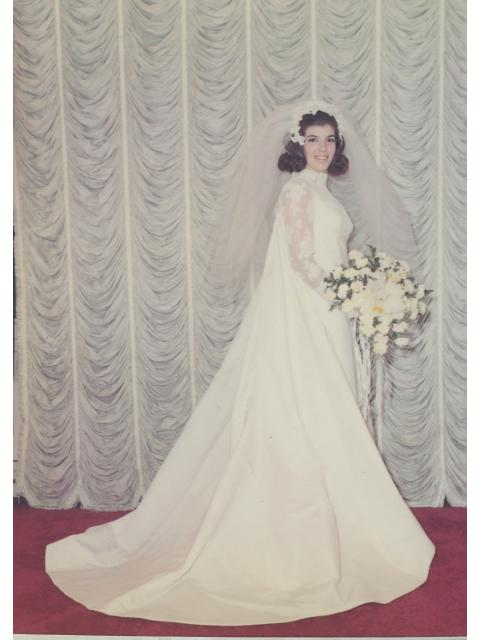 Priscilla Of Boston Wedding Dress Used Size 10 625