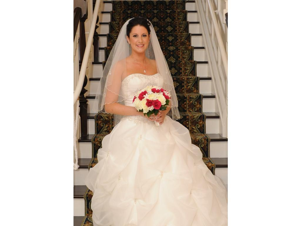 Private Label by G 1254, $324 Size: 12 | Used Wedding Dresses