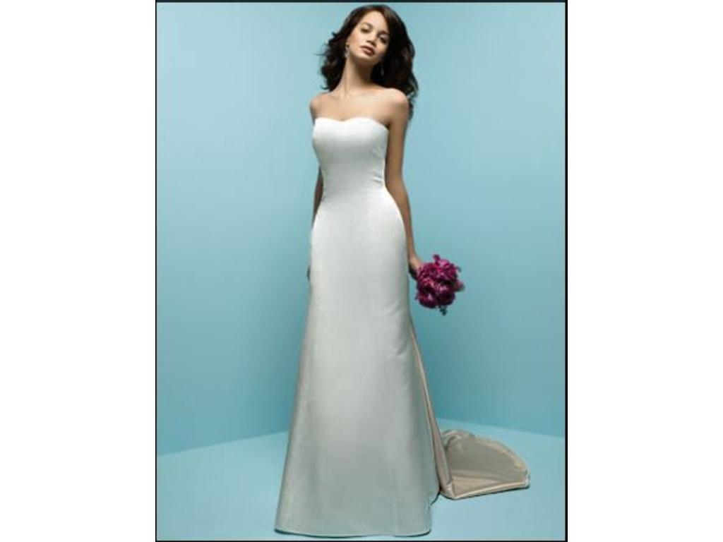 Alfred Angelo 2198, $360 Size: 8 | New (Un-Altered) Wedding Dresses