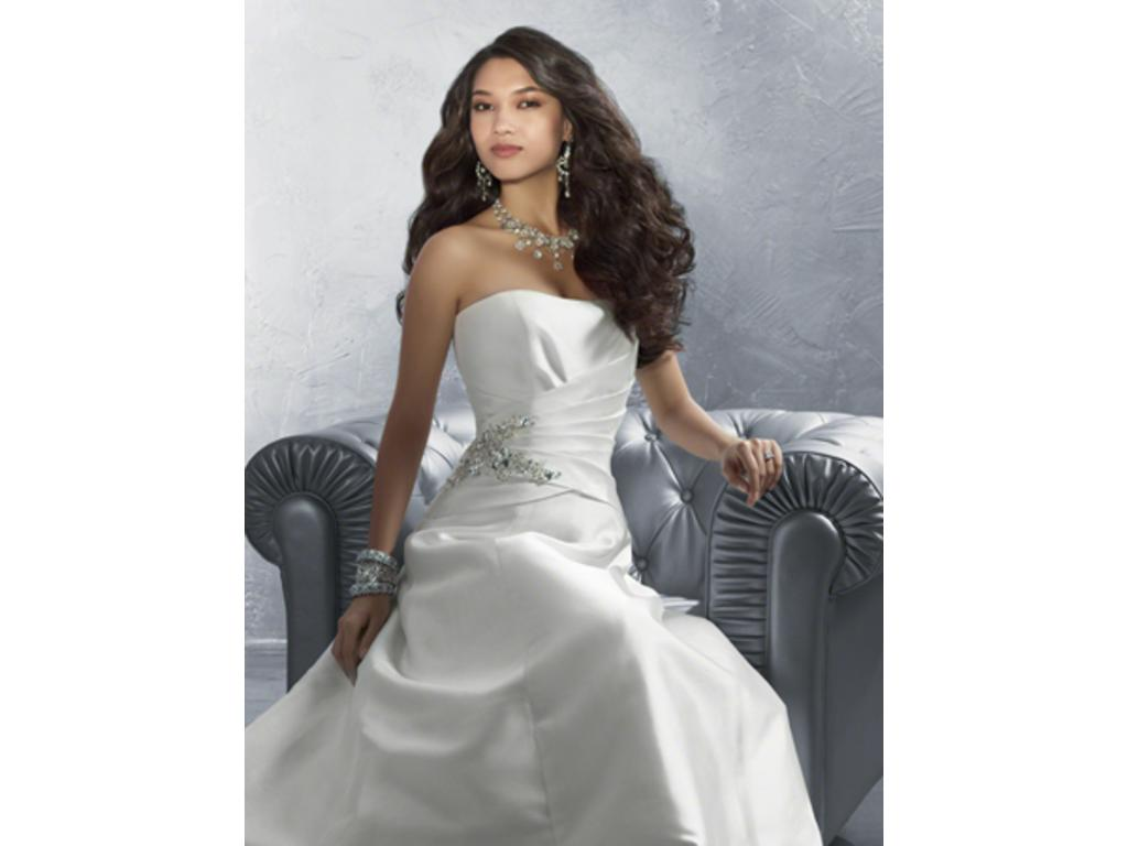 Alfred angelo 2182c 360 size 10 new un altered wedding dresses pin it add to alfred angelo 2182c 10 ombrellifo Images