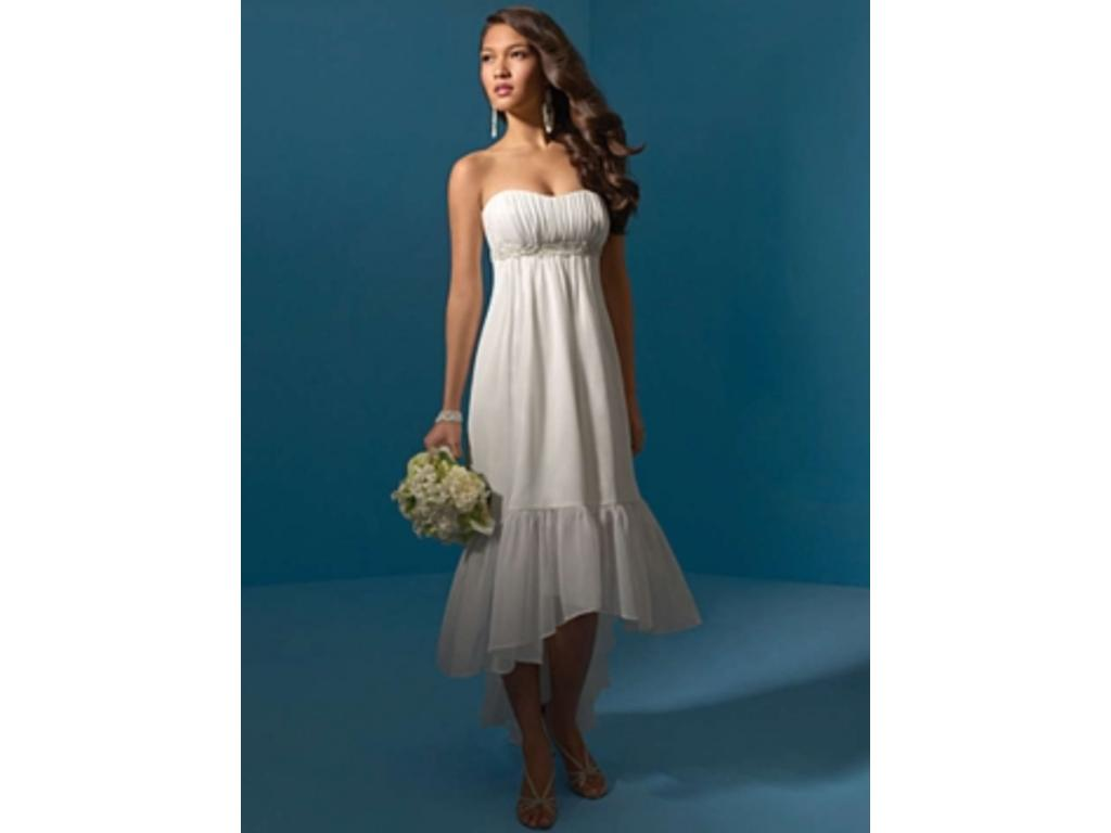 Alfred Angelo 2042 Wedding Dress New Size 12 200