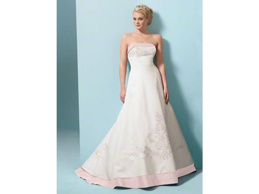 Alfred Angelo 1797, $360 Size: 6 | New (Un-Altered) Wedding Dresses