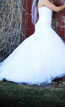 bridesmaid wedding dresses alfred angelo 2083 225 size 6 used wedding dresses 2083