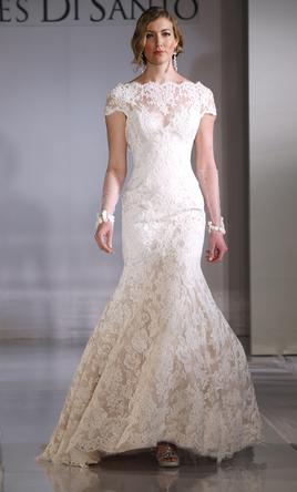 Ines di santo lissome 4 500 size 12 sample wedding for Ines di santo wedding dresses prices