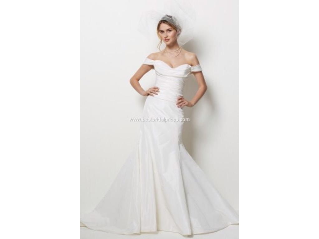 Watters 9035b san diego 450 size 6 new un altered for Wedding dress rental san diego