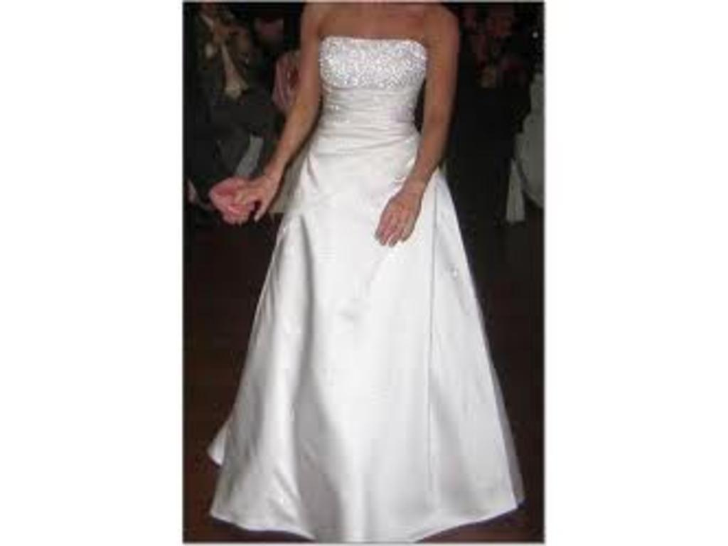 Maggie sottero michelle 630 size 6 used wedding dresses for Maggie sottero wedding dress sale