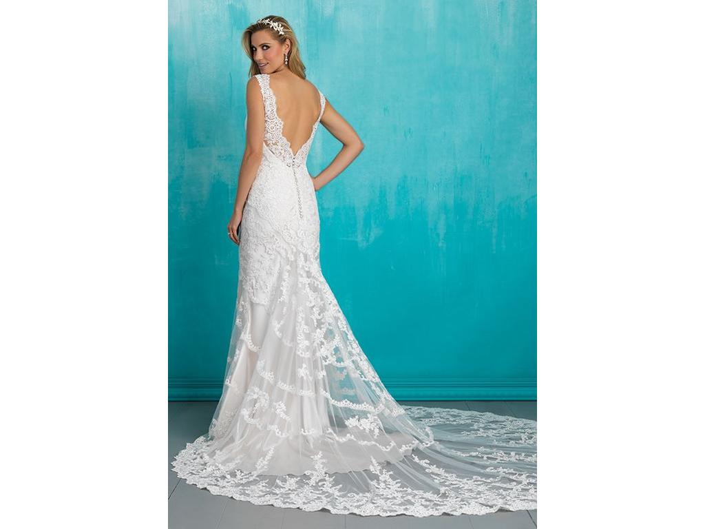 Allure Bridals 9304, $548 Size: 14 | Used Wedding Dresses