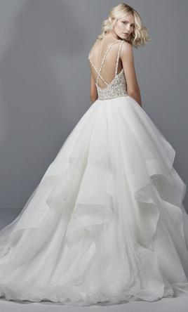 Maggie Sottero Micah Couture Collection 1 200 Size 2 New Un