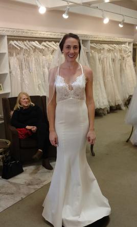 2130ac67d988 Other Zoey Grey 31124 Wedding Dress | New (Un-Altered), Size: 4, $325