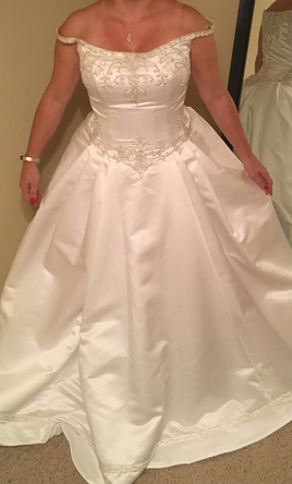 Jasmine wedding dresses for sale preowned wedding dresses jasmine haute couture 16 junglespirit Gallery