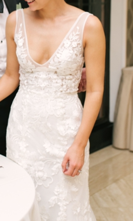 Made With Love Stevie, $1,800 Size: 4 | Used Wedding Dresses