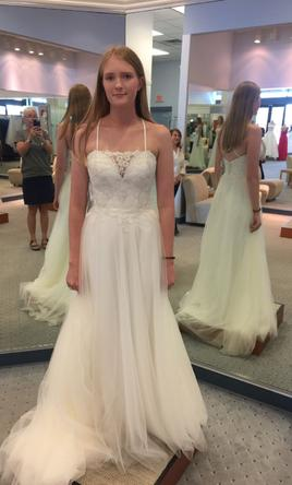 Alfred Angelo 450 Size 4