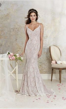 Alfred Angelo 8531 Petite, $675 Size: 2 | New (Un-Altered) Wedding ...