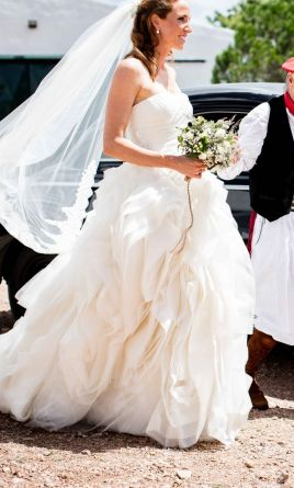 28c72cafab7a Vera Wang Diana, €4,000 Size: 8 | Used Wedding Dresses