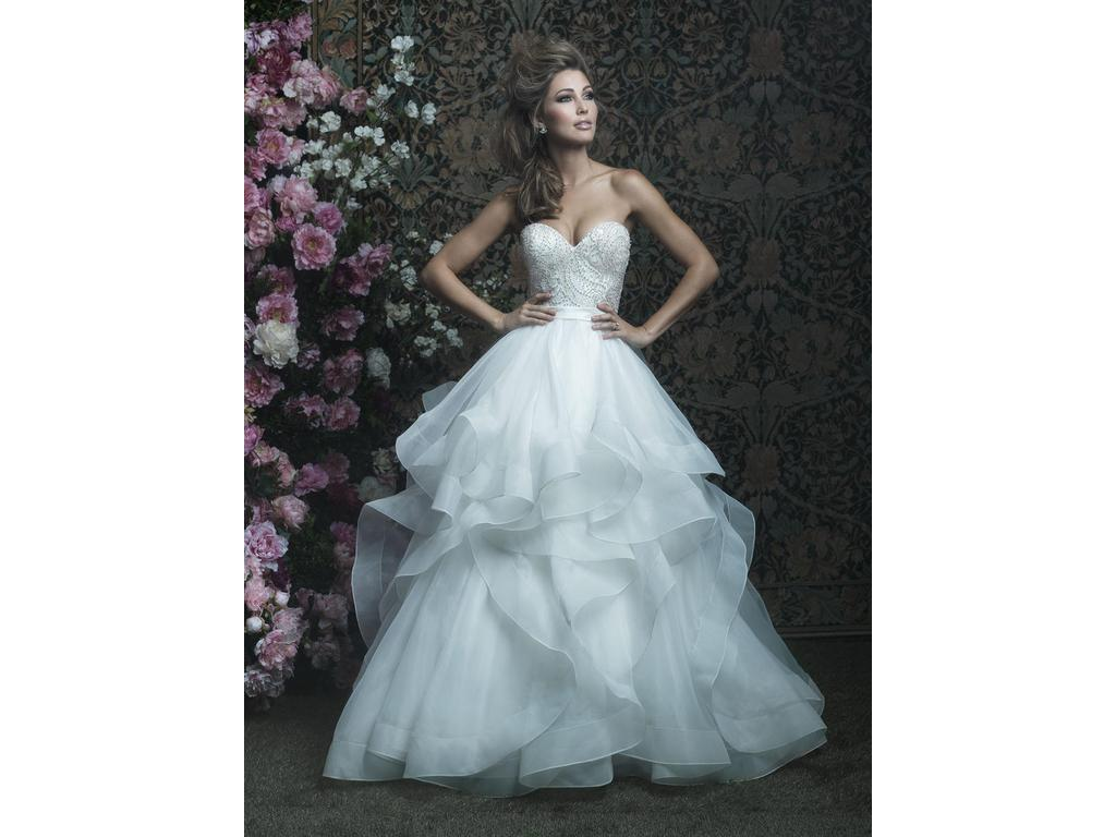 Allure Bridals C417, $1,089 Size: 4 | Used Wedding Dresses
