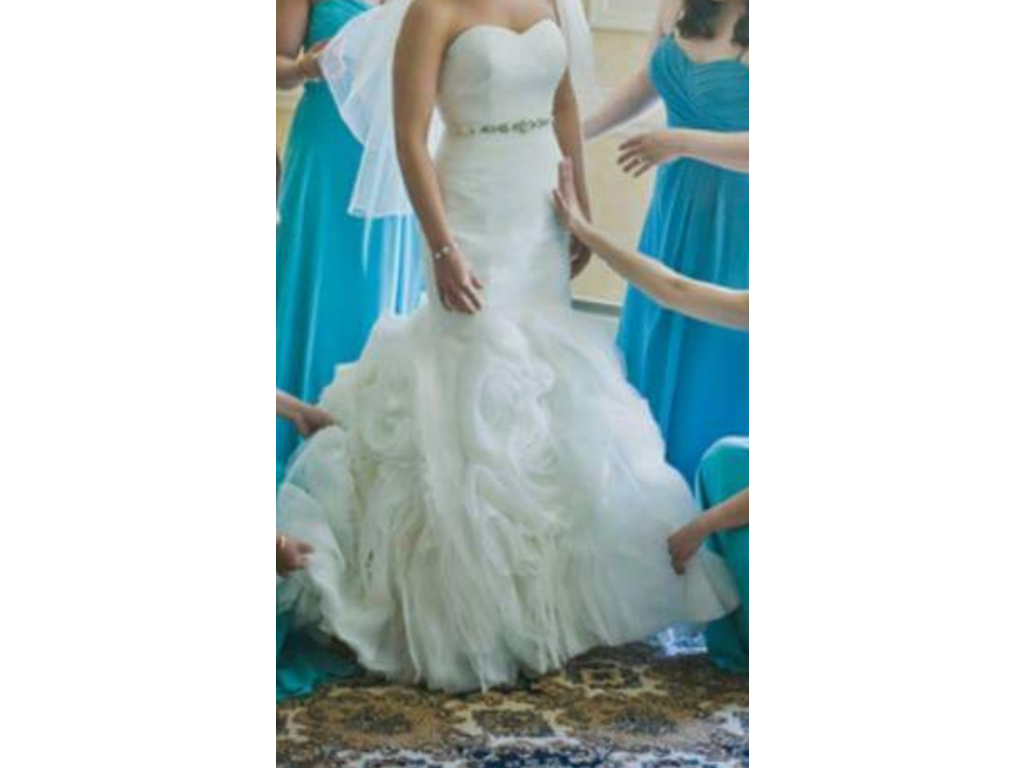 Maggie Sottero Primrose, $550 Size: 6 | Used Wedding Dresses