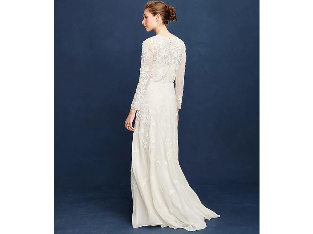 J Crew Florence 800 Size 16 New Un Altered Wedding Dresses