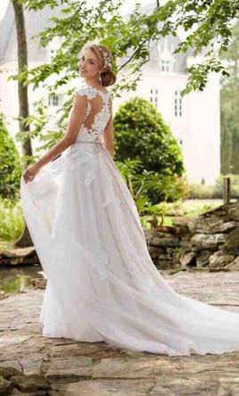 Stella york wedding dresses for sale preowned wedding dresses stella york 6391dm 14 junglespirit Choice Image