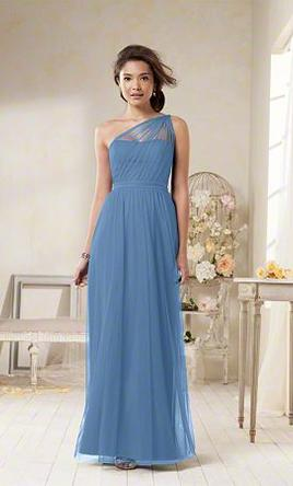 Wedgewood Blue Mother of Bride Dress