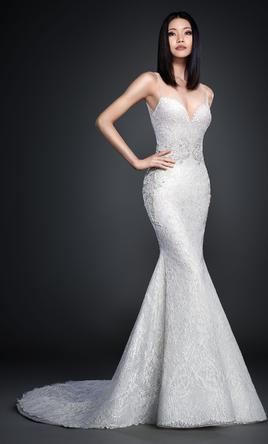 Lazaro wedding dresses for sale preowned wedding dresses lazaro junglespirit Choice Image