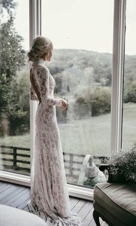Inspired Gowns Boho Wedding Dress Uk3035 All Sizes Available