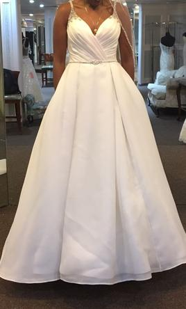 a9b2d25817130 Maggie Sottero Rory Wedding Dress   Used, Size: 8, $900