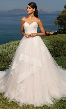 Pink Wedding Dresses | PreOwned Wedding Dresses