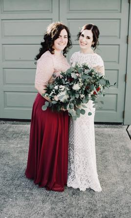 better browse latest collections multiple colors BHLDN Hampton Skirt/jive Top (bridesmaid Separates)