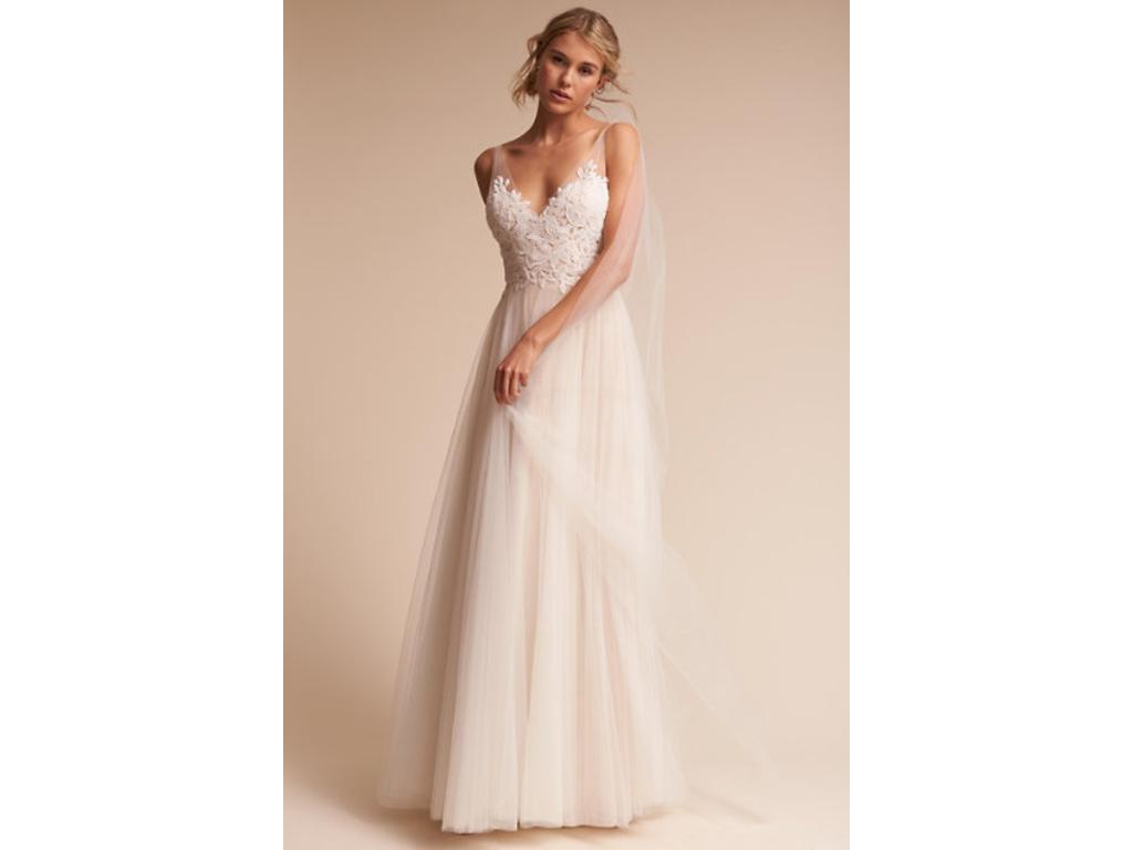 Pin It BHLDN Heritage Gown 10