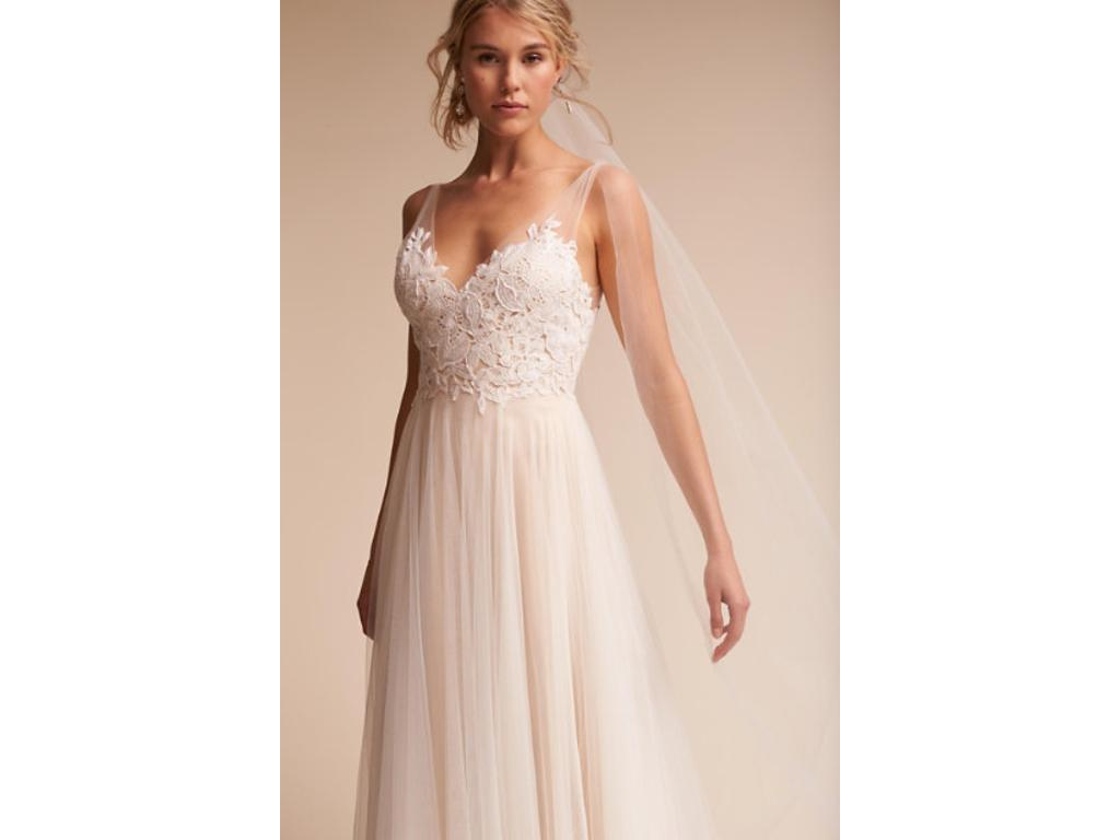 BHLDN Heritage Gown, $600 Size: 10   Used Wedding Dresses