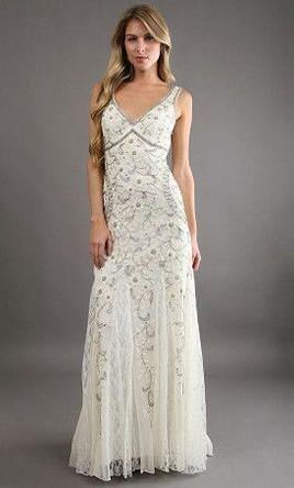 Sue Wong Antique Embroideres Gown 400 Size 0 New Un Altered